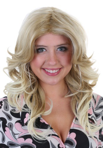 70's Wig for Women Fever Farrah