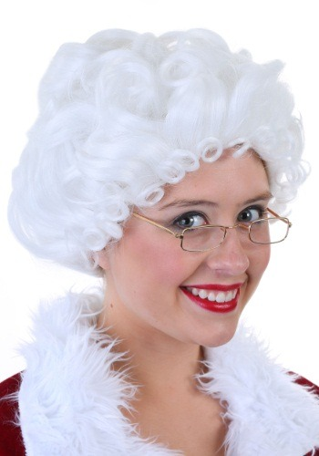 Mrs. Claus Wig Fever Quality