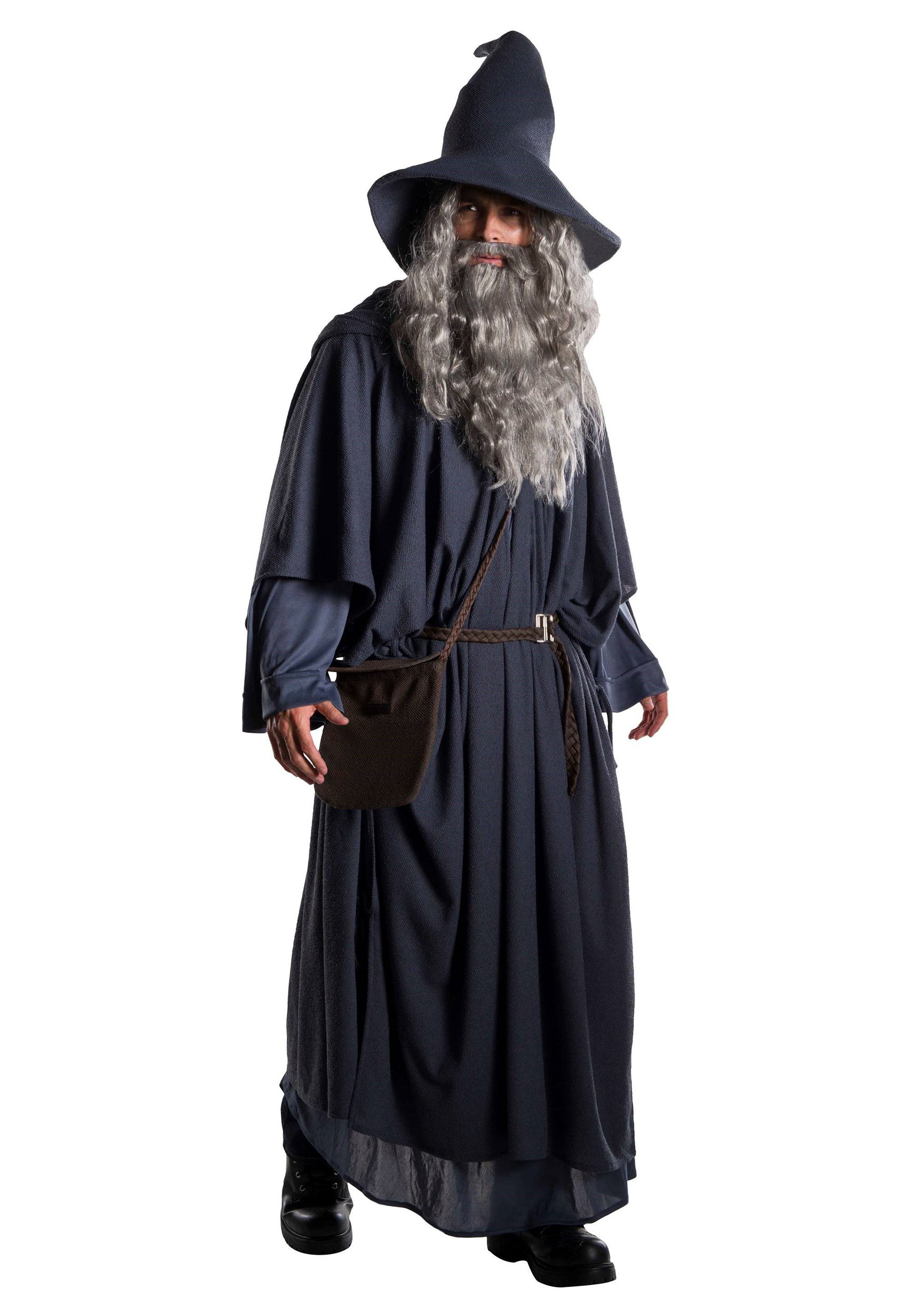 Adult Premium Gandalf Costume  sc 1 st  Halloween Costumes & Lord of the Rings u0026 Hobbit Costumes - HalloweenCostumes.com