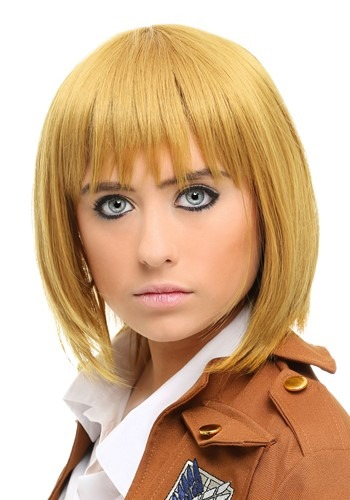 Image of Attack on Titan Armin Wig for Women