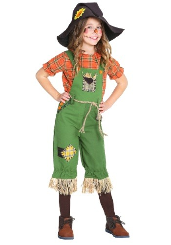 Click Here to buy Scarecrow Girls Costume from HalloweenCostumes, CDN Funds