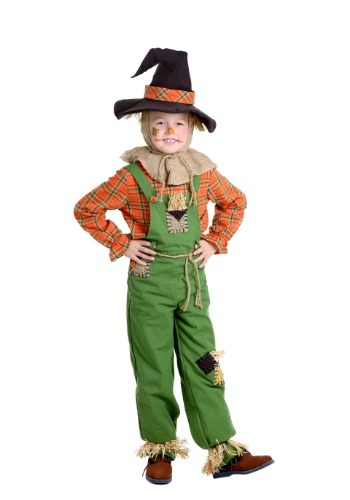 Boys Scarecrow Costume