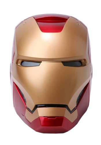 Click Here to buy Marvel Legends Gear Iron Man Helmet Replica from HalloweenCostumes, CDN Funds