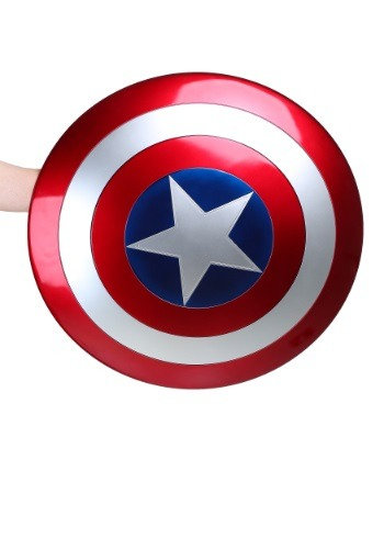 Click Here to buy Marvel Legends Gear Captain America Shield Replica from HalloweenCostumes, USA Funds & Shipping