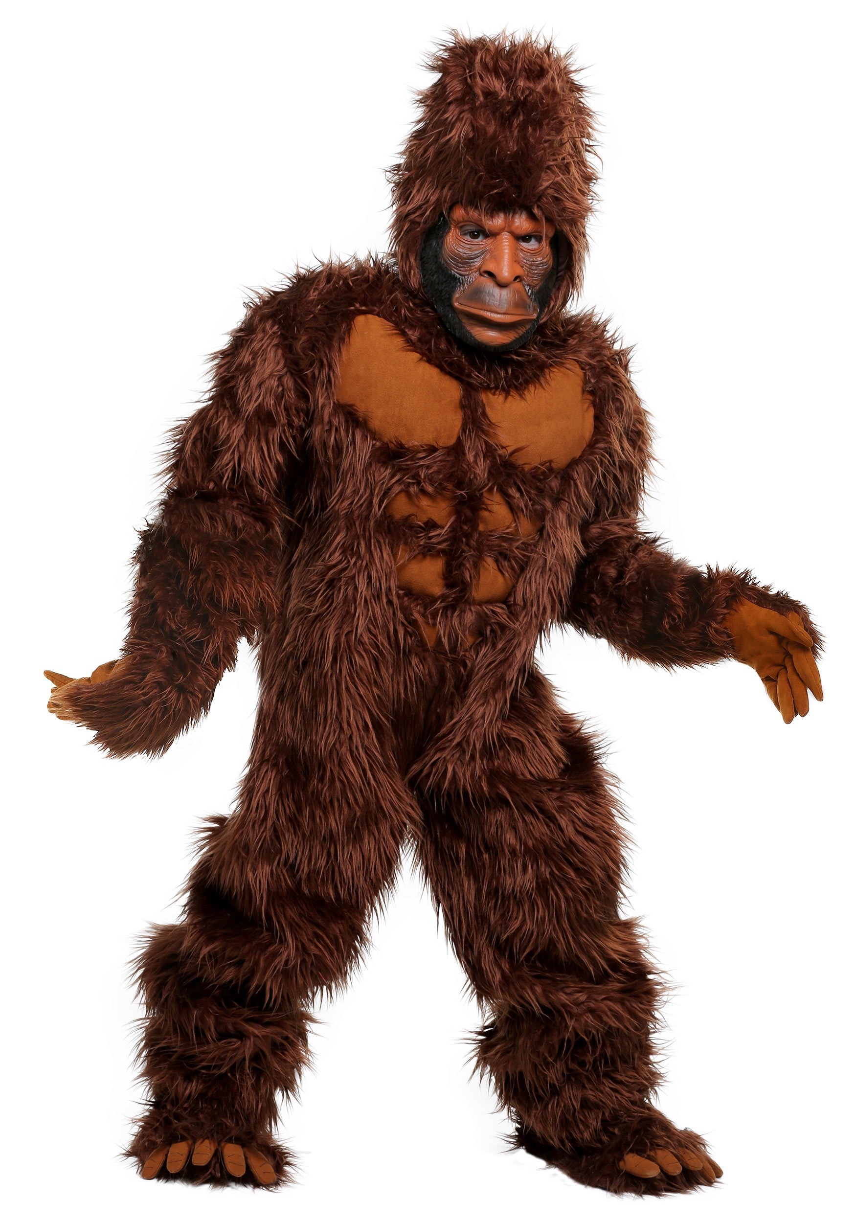 Bigfoot Costume for Boys