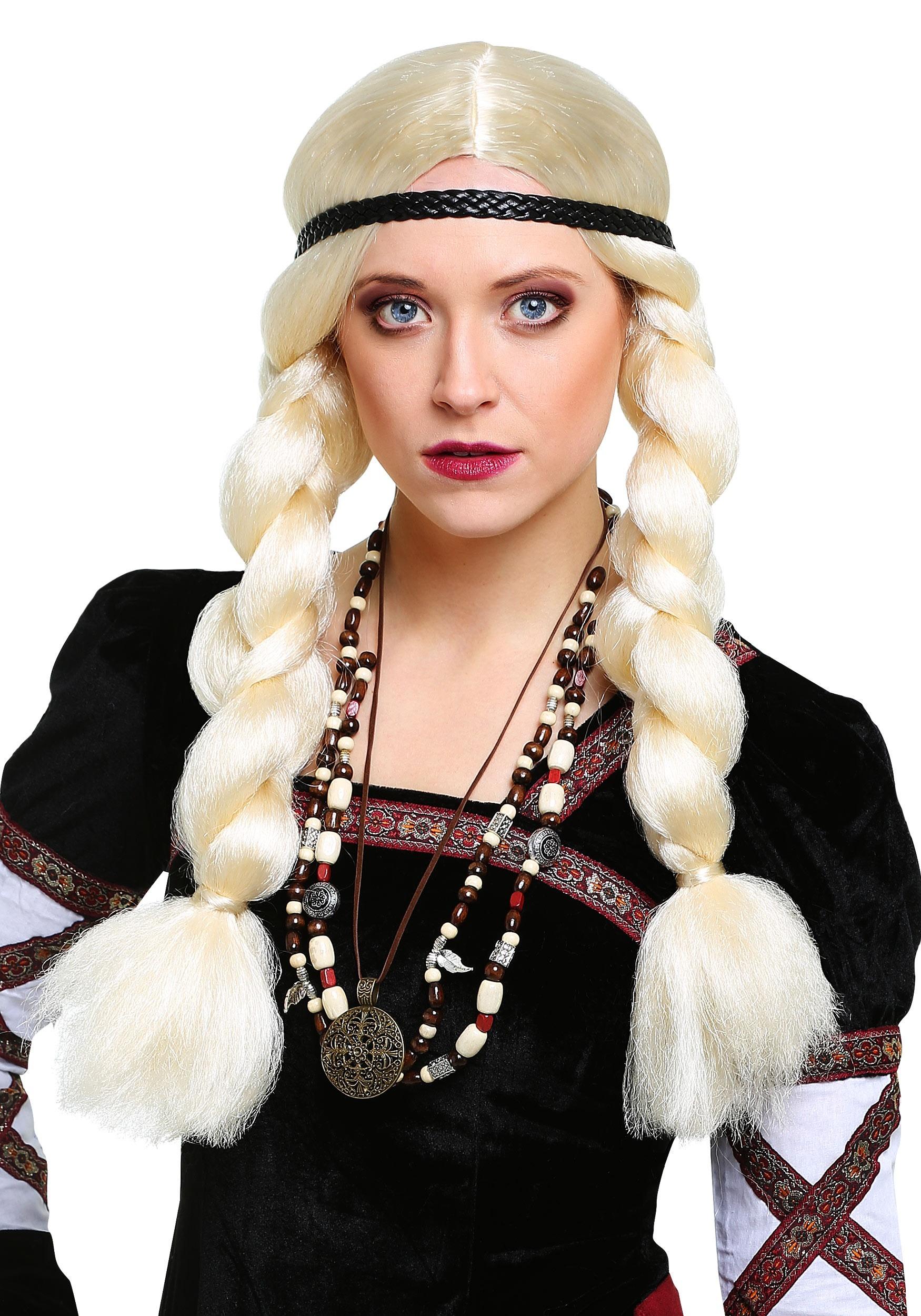 Image result for six foot blonde brunhilda