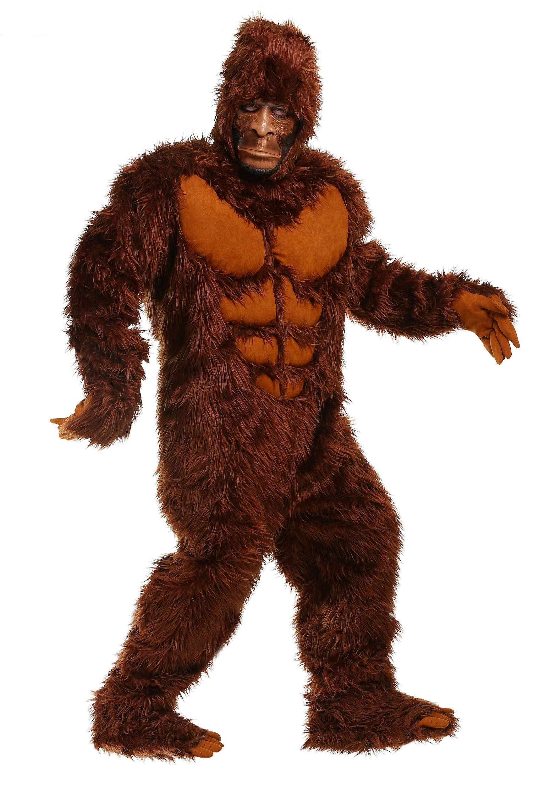 Bigfoot Costume for Adults