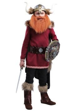 Boy's Burgundy Viking