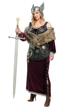 Women's Viking Goddess cc