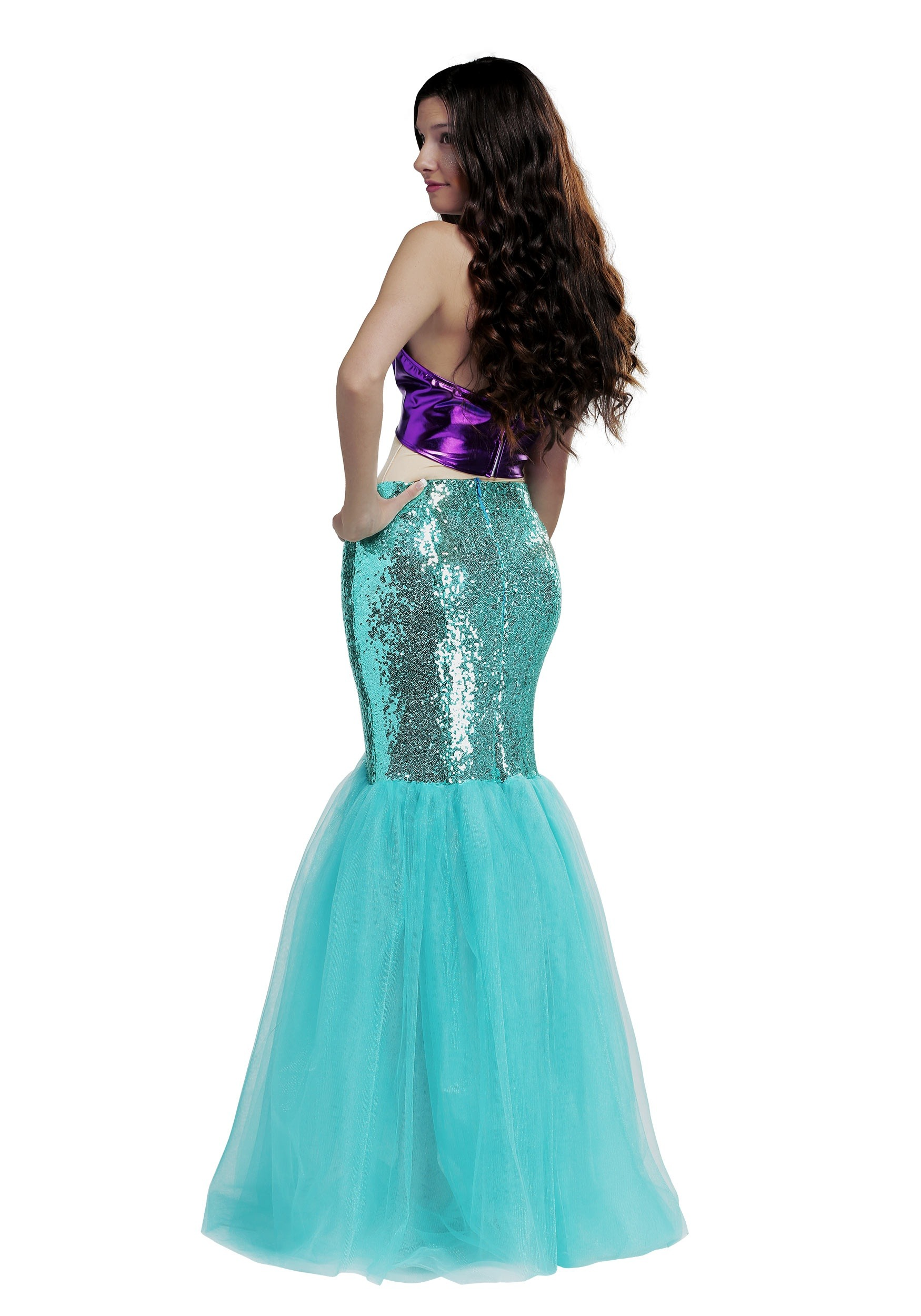 Mermaid clothes for women