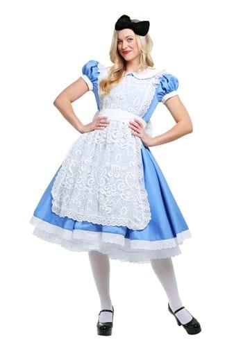 Womens Elite Alice Costume