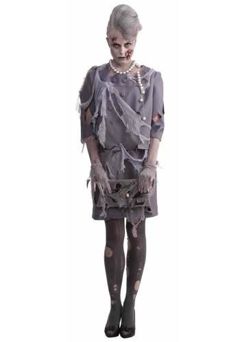 Zombie Woman Costume By: Forum Novelties, Inc for the 2015 Costume season.