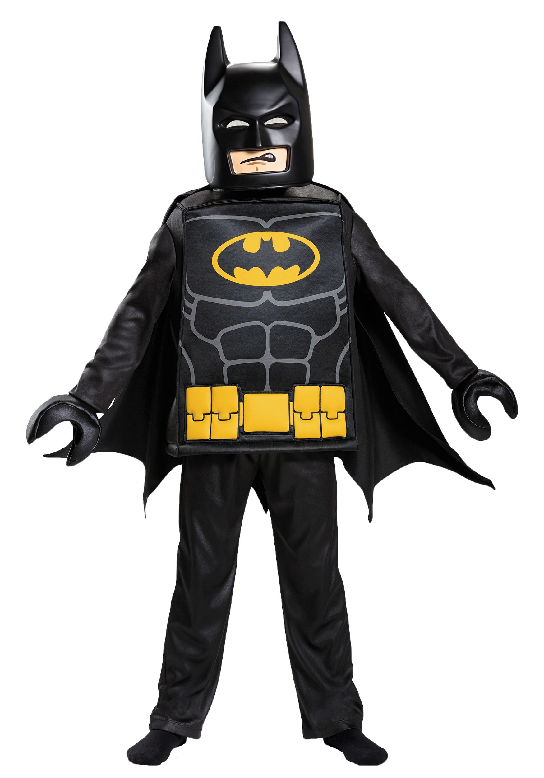 Boys Lego Batman Movie Batman Costume  sc 1 st  Halloween Costumes & Lego Batman Movie Batman Costume for Kids