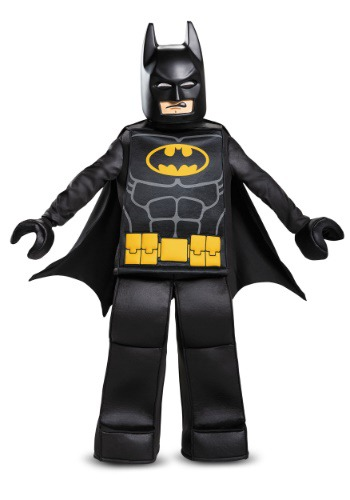 Click Here to buy Lego Batman Movie Boys Prestige Batman Costume from HalloweenCostumes, CDN Funds