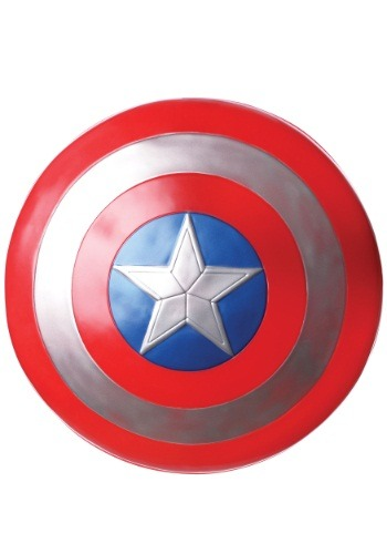 Click Here to buy Captain America Shield 24 from HalloweenCostumes, USA Funds & Shipping