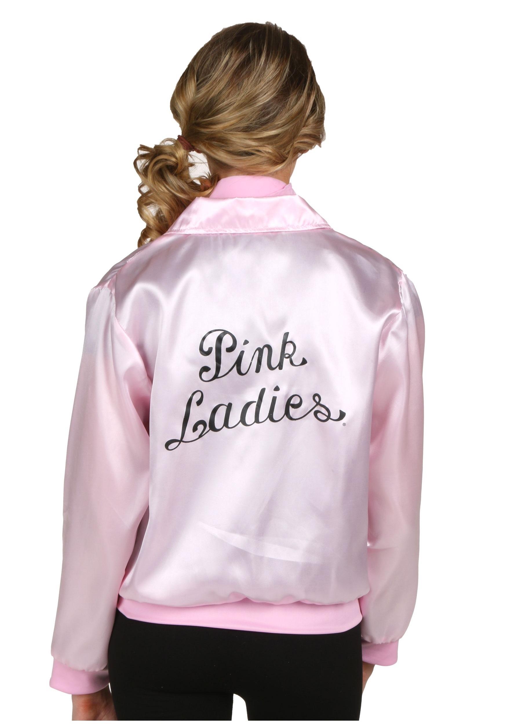 Womens pink life jacket