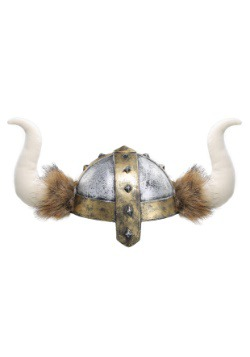 Horned Viking Kids Helmet