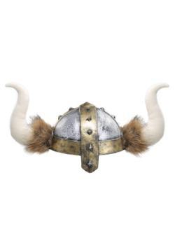 Horned Viking Kids Helmet