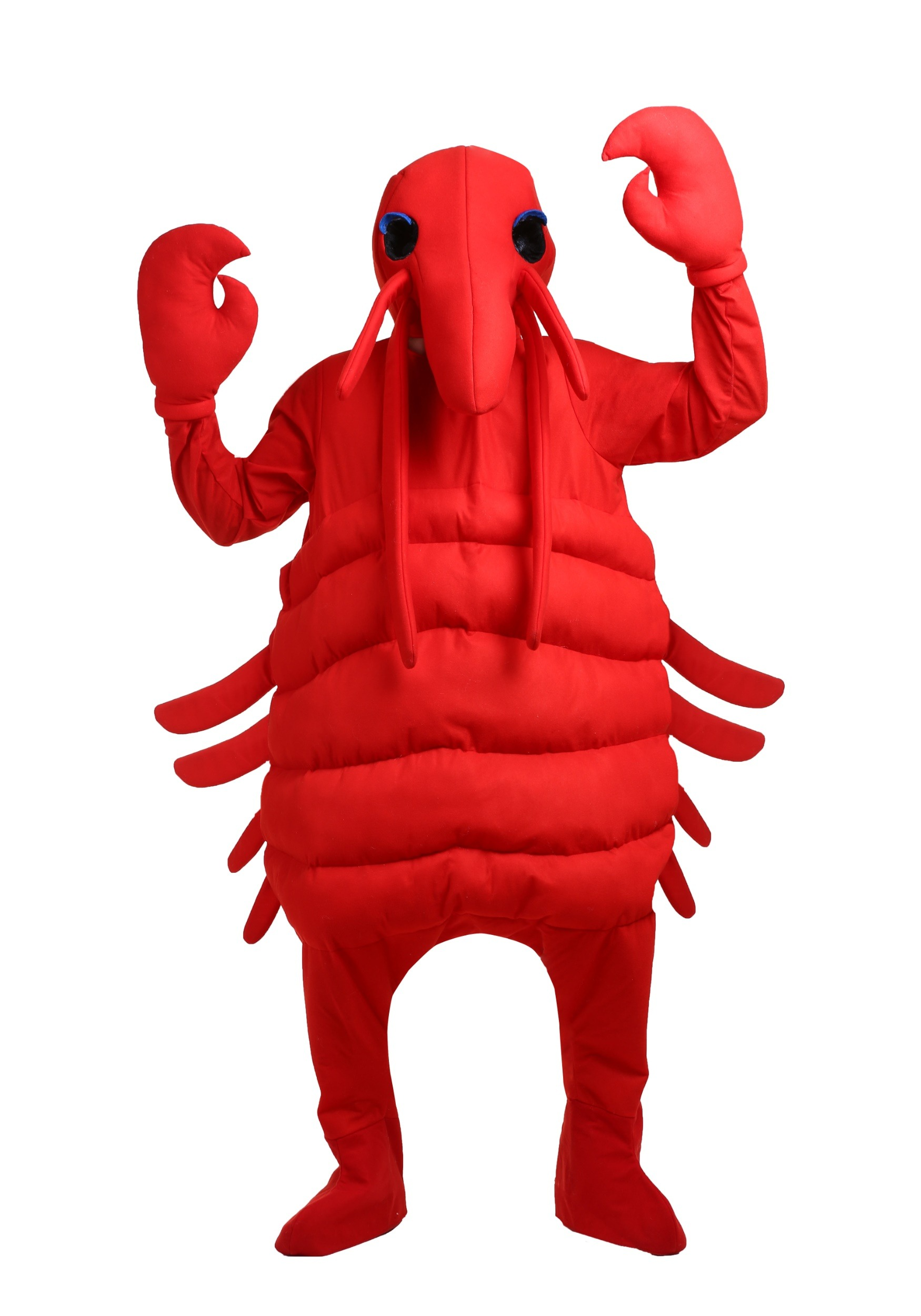 Lobster Costume Men