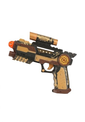 Steampunk Space Gun By: Forum Novelties, Inc for the 2015 Costume season.