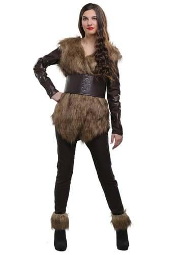 Warrior Viking Costume for Women