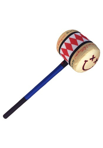 Click Here to buy Suicide Squad Harley Quinn SWAT Mallet from HalloweenCostumes, USA Funds & Shipping