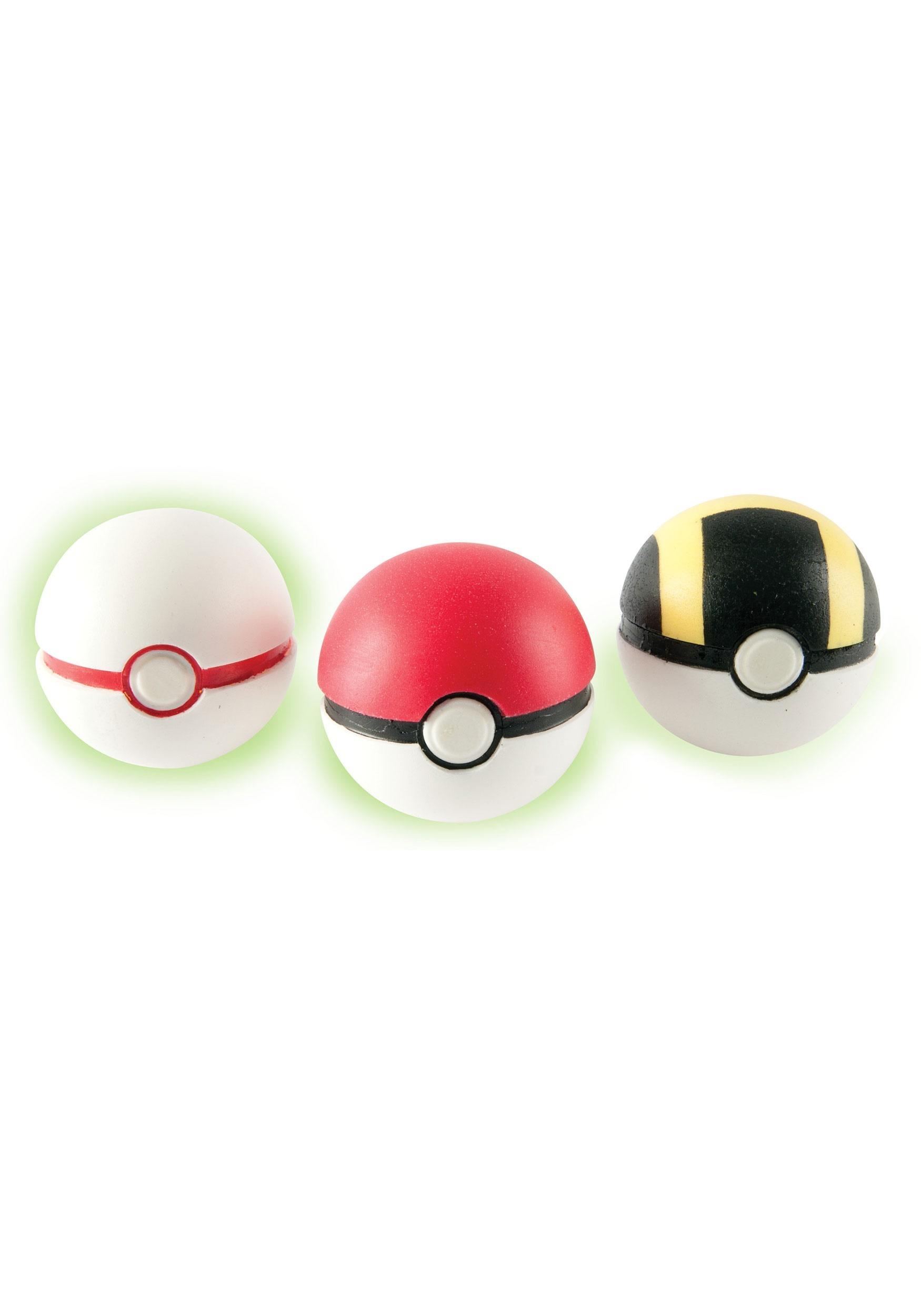 Pokemon Throw N Catch Poke Balls TOMT18810D