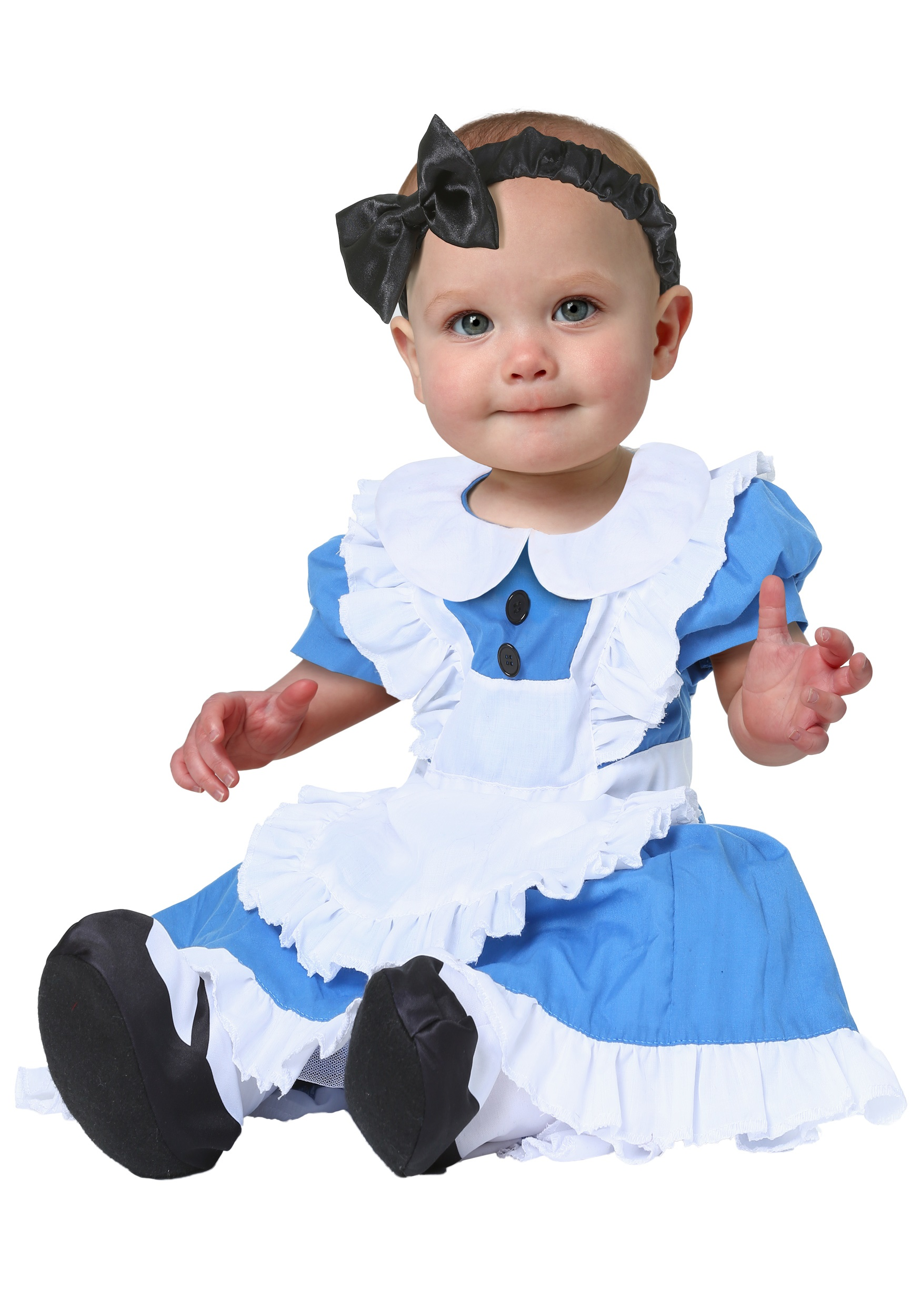 Infant Alice Costume  sc 1 st  Halloween Costumes & Newborn u0026 Baby Halloween Costumes