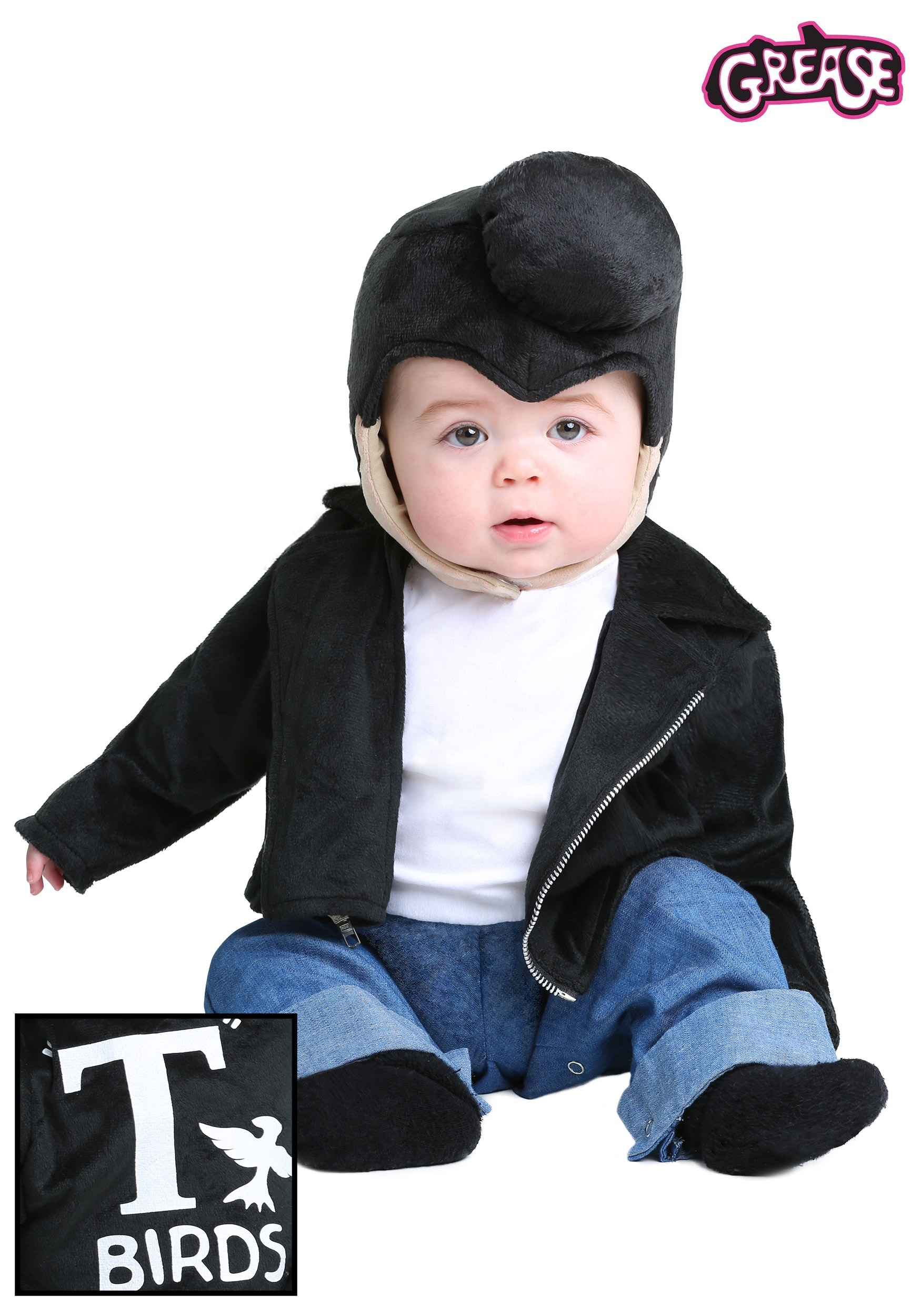 grease t birds infant costume - Greece Halloween Costumes
