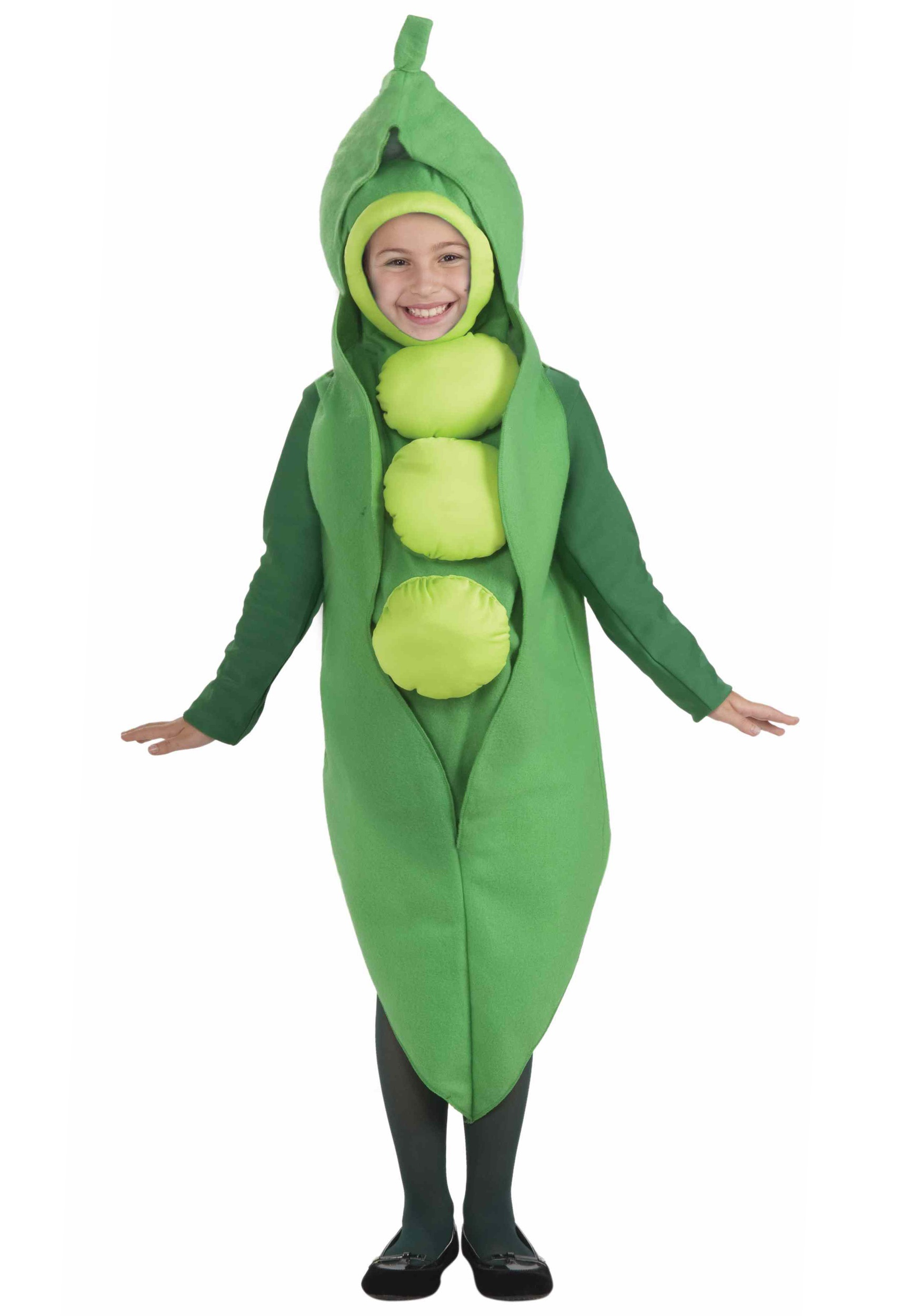 sc 1 st  Halloween Costumes & Child Peas Costume