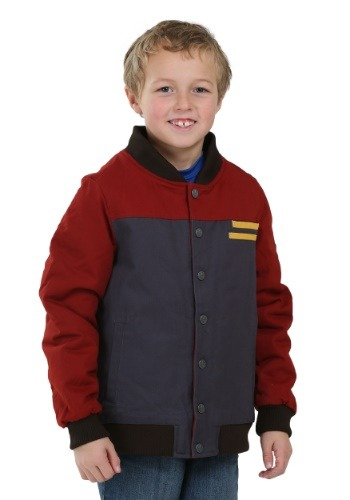 Image  Kids Iron Man Casual Jacket (Secret Identity)