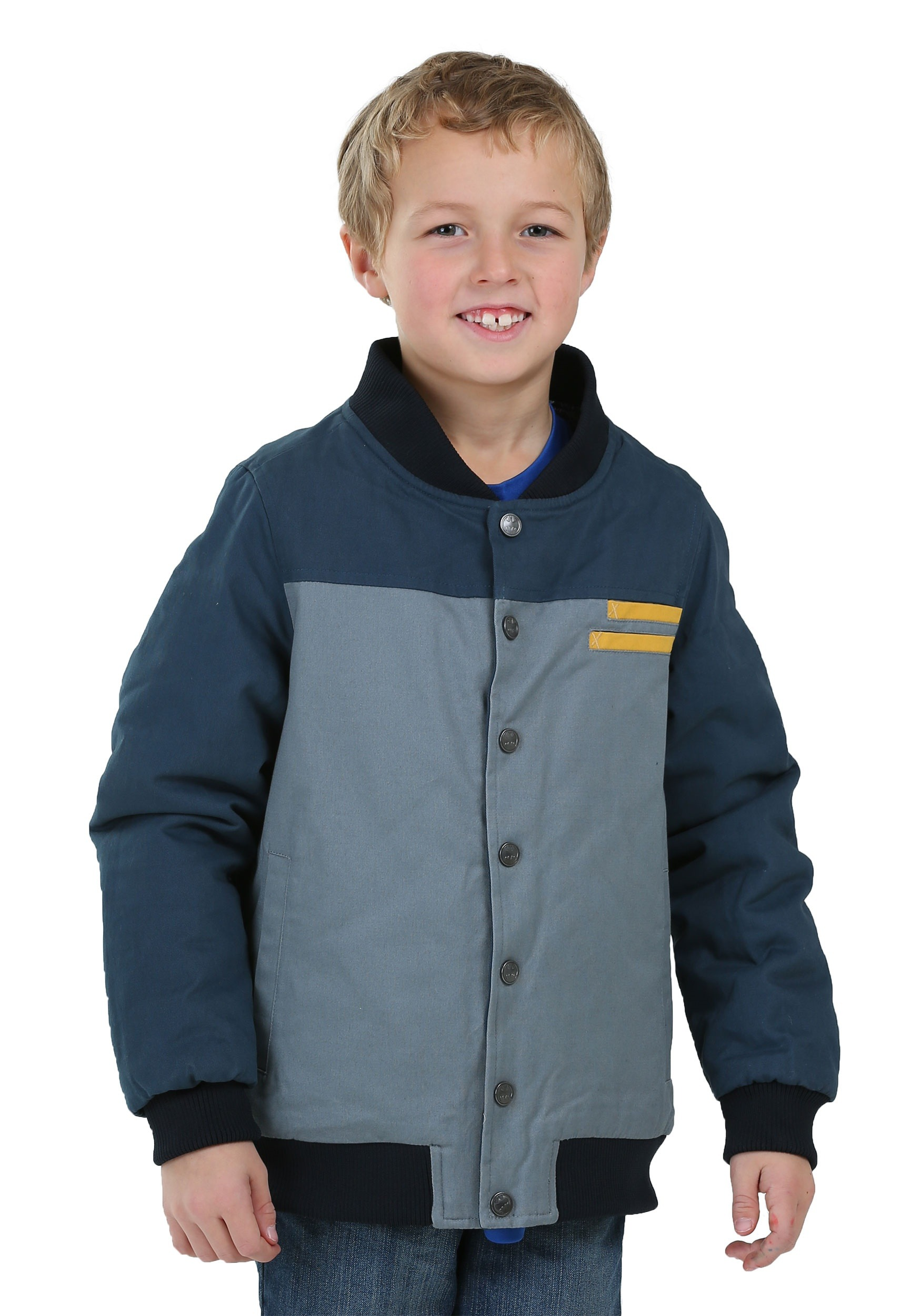 Kids Batman Casual Super Hero Jacket (Secret Identity) FUN9033CH