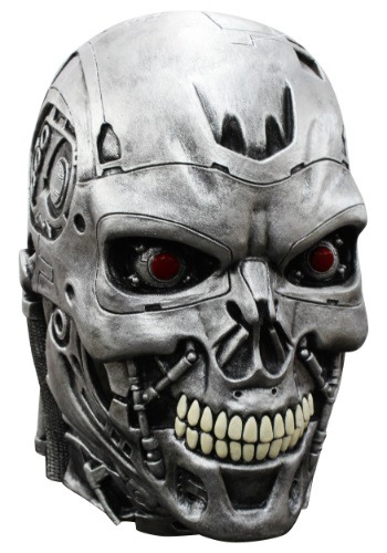 Terminator Endoskull Mask for Adults