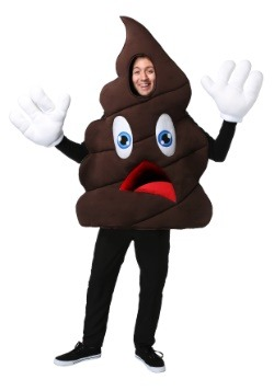 Happy Poop Costume