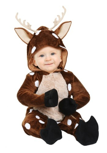 Click Here to buy Baby Deer Costume for Babys from HalloweenCostumes, CDN Funds