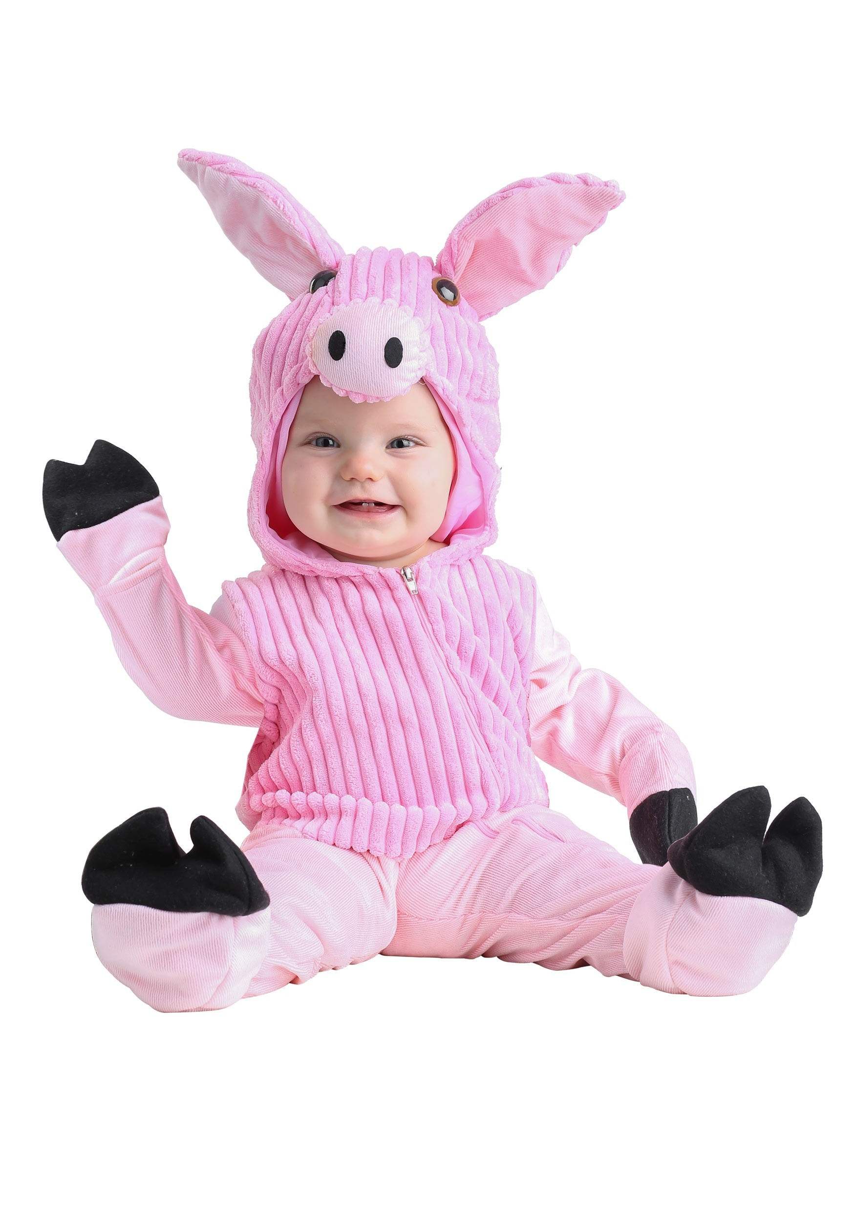 Pig costumes for adults kids halloweencostumes infant baby pig costume solutioingenieria Gallery
