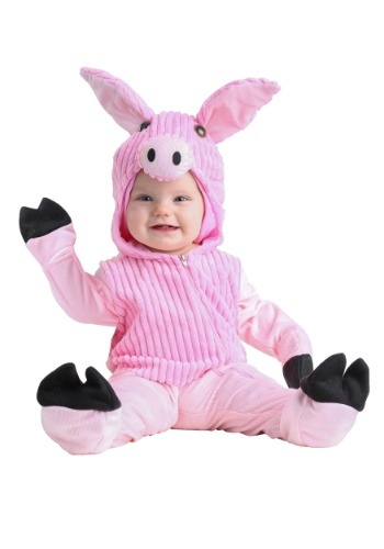 Click Here to buy Baby Pig Costume for Babys from HalloweenCostumes, USA Funds & Shipping