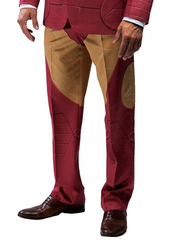 Click Here to buy Iron Man Suit Pants (Alter Ego) from HalloweenCostumes, CDN Funds