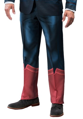 Click Here to buy Superman Suit Pants (Alter Ego) from HalloweenCostumes, CDN Funds