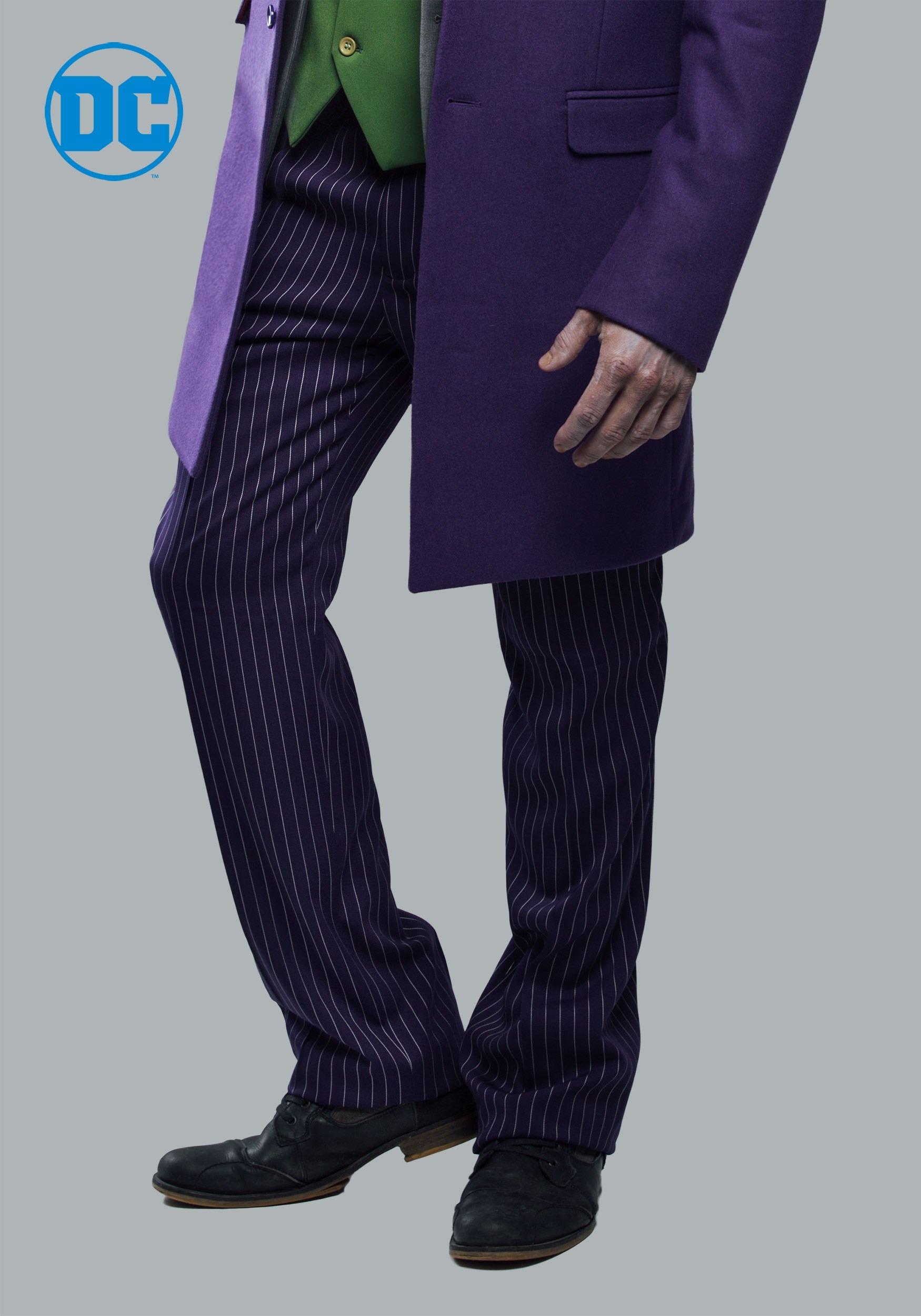 the joker slim fit suit pants authentic. Black Bedroom Furniture Sets. Home Design Ideas