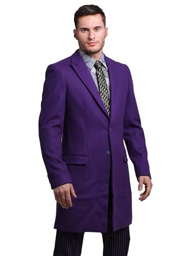Click Here to buy THE JOKER Slim Fit Suit Overcoat (Authentic) from HalloweenCostumes, CDN Funds