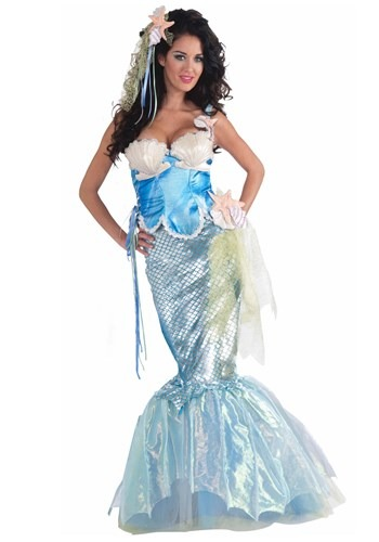 Seashell Mermaid Costume FO66678