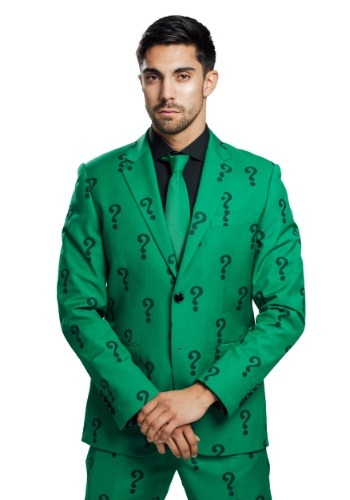 The Riddler Slim Fit Suit Jacket (Authentic)