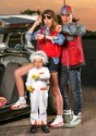 Back to the Future Toddler Doc Brown Costume Alt 3