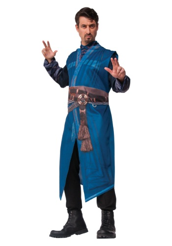 Click Here to buy Deluxe Doctor Strange Mens Costume from HalloweenCostumes, CDN Funds