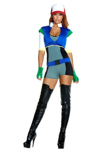 Click Here to buy Catchin Em Cutie Womens Costume from HalloweenCostumes, CDN Funds