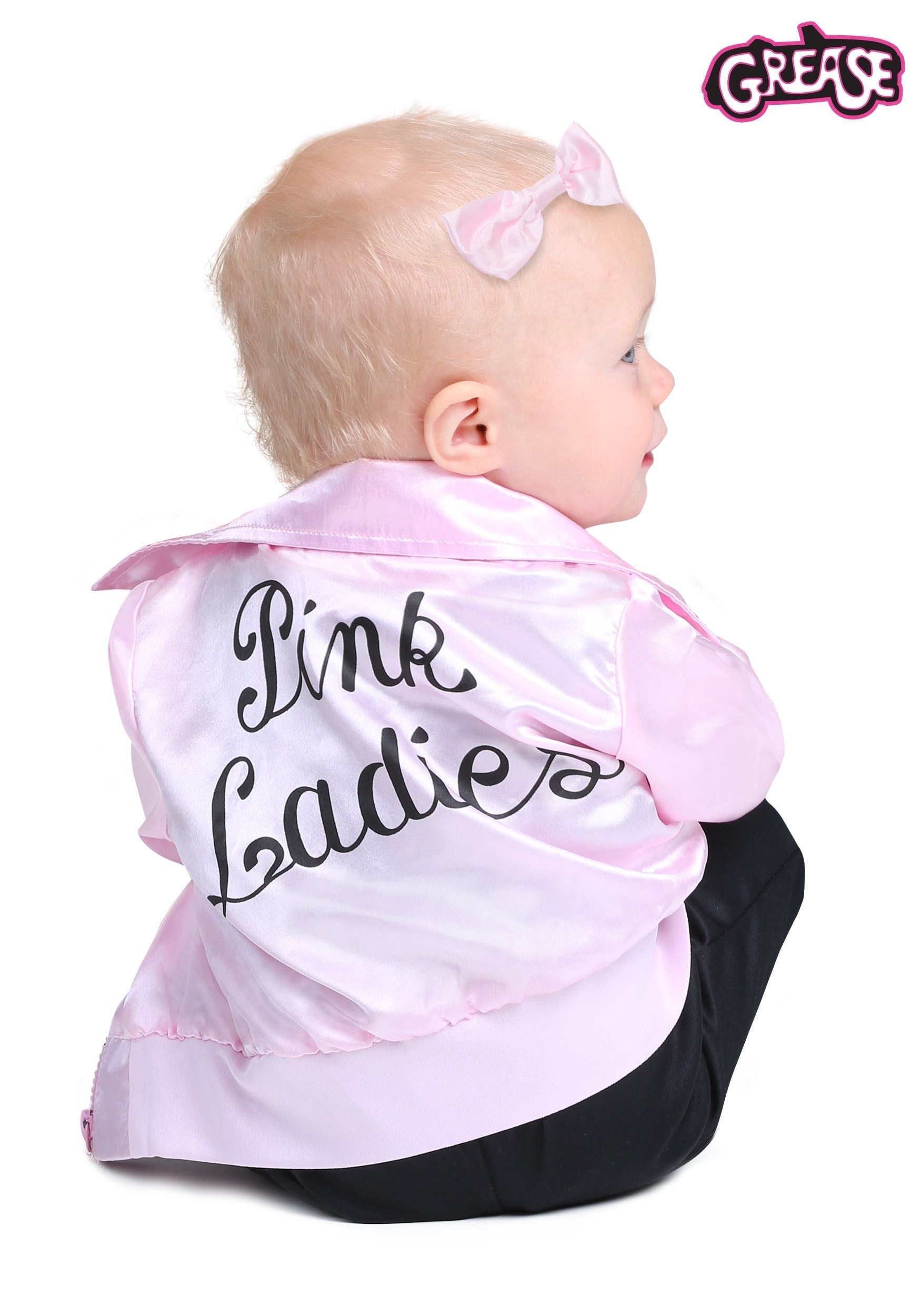 d8f01284bc3 Grease Pink Ladies Infant Costume Grease Pink Ladies Infant Costume