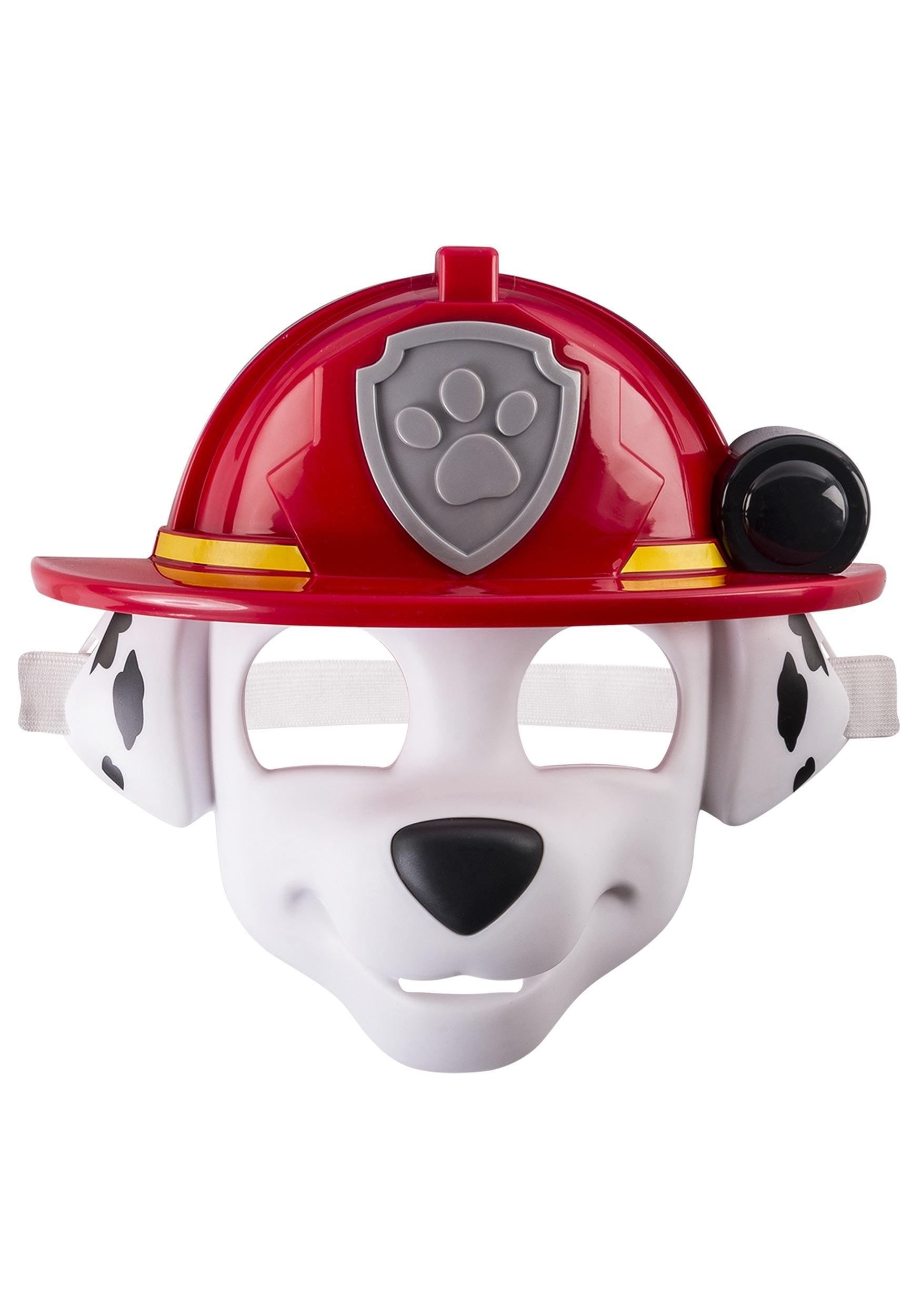 Paw Patrol Marshall Mask