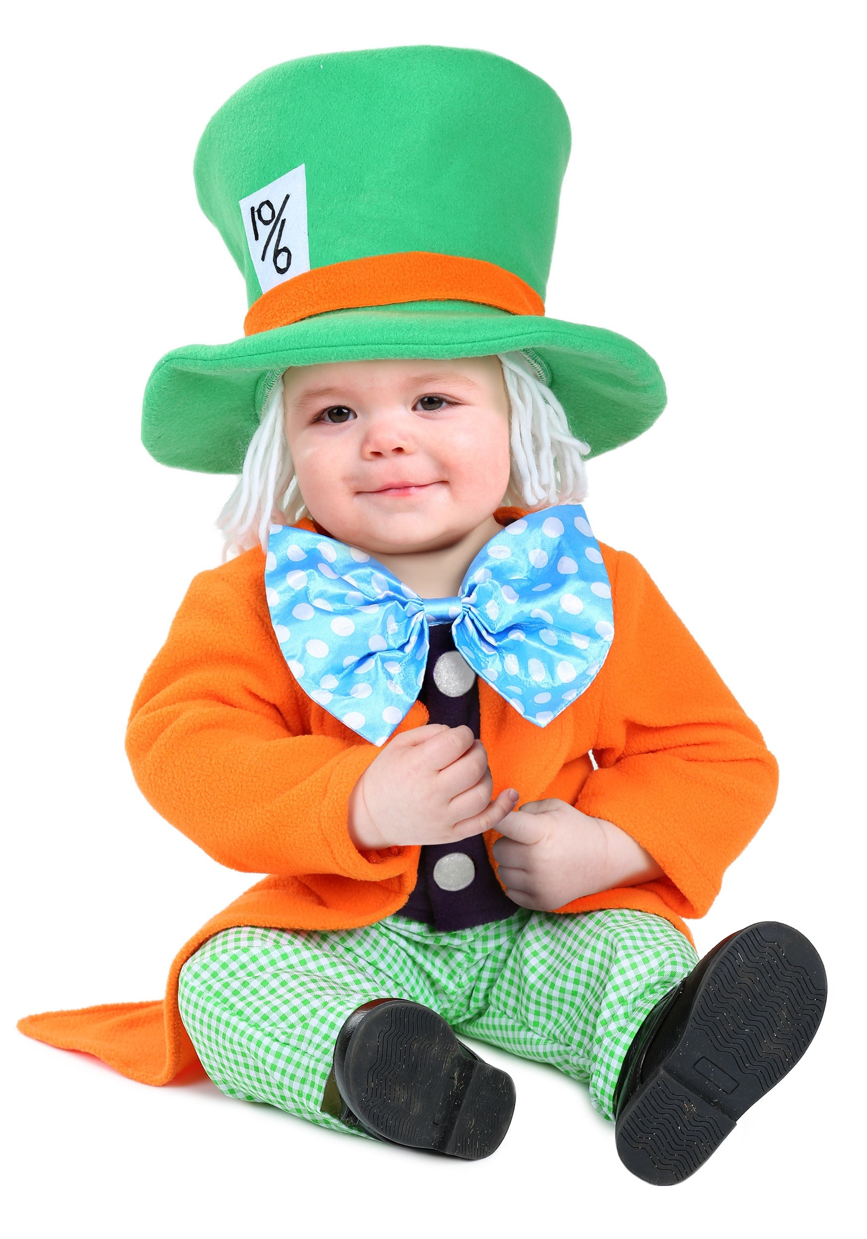 Infant Lilu0027 Hatter Costume  sc 1 st  Halloween Costumes & Newborn u0026 Baby Halloween Costumes