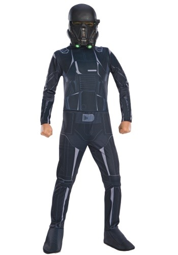 Star Wars: Rogue One Shadow Trooper Costume for Boys